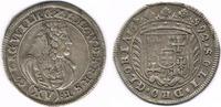 15 Kreuzer 1692 Leiningen-Schaumburg-Kleeb...