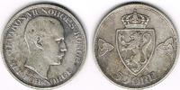 50 Öre 1911 Norwegen Norwegen 1911, 50 Öre...
