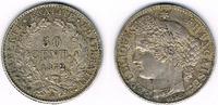 50 Centimes 1872 Frankreich Frankreich, Si...