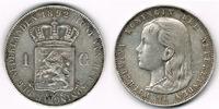 1 Gulden 1892 Niederlande Niederlande, Wil...