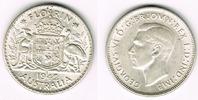 Florin (2 Shilling) 1942 Australien Australia, 1 Florin silver, King Ge... 12,00 EUR  +  7,00 EUR shipping