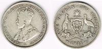 Florin (2 Shilling) 1931 Australien Australia, 1 Florin silver, King Ge... 18,00 EUR  +  7,00 EUR shipping
