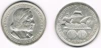 1/2 Dollar 1893 USA USA, half dollar 1893 world's columbian exposition ... 13,00 EUR  +  7,00 EUR shipping
