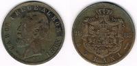 5 Bani 1885 Rumänien Romania - Kursmünze 5...