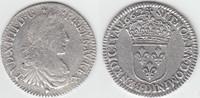 1/12 Ecu 1662 Frankreich Frankreich 1662 D...