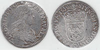 1/12 Ecu 1658 Frankreich Frankreich 1658 D...