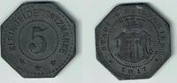 5 Pfennig 1917 Notgeld / Notmünzen Beilngr...