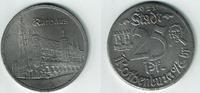 25 Pfennig 1920 Notmünzen / Notgeld Rothen...