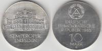 10 Mark 1985 Deutsche Demokratische Republ...