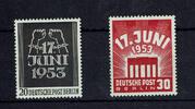 20 + 30 Pfennig 1953 Berlin Berlin, Michel...