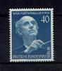 40 Pfennig 1954 Berlin Berlin, Michel-Nr. ...