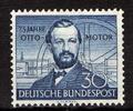 30 Pfennig 1952 BRD BUND, Michel-Nr. 150, ...