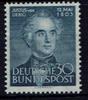 30 Pfennig 1953 BRD BUND, Michel-Nr. 166, ...