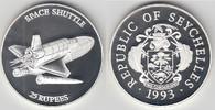 25 Rupees 1993 Seychellen Seychellen, 25 R...