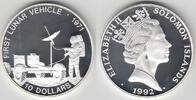 10 Dollars 1992 Salomonen - Salomon Inseln...