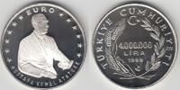 4.000.0000 Lira (4 Millionen Lira) 1999 Tü...