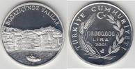10.000.0000 Lira (10 Millionen Lira) 2001 ...