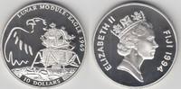 10 Dollars 1994 Fidschi Inseln Fidschi Ins...