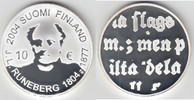 10 Euro 2004 Finnland Finnland 2004, 10 Eu...