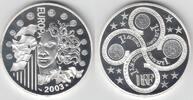 1,5 Euro (1 1/2 Euro) 2003 Frankreich Fran...