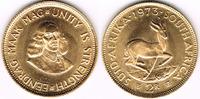 2 Rand 1973  Südafrika, 2 Rand 1973, Rv. S...