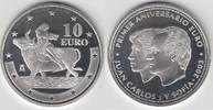 10 Euro 2003 Spanien Gedenkmünze 10 Euro, ...