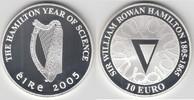 10 Euro 2005 Irland 10 Euro,  William Rowa...