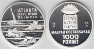 1000 Forint 1996 Ungarn Hungary, Olympia, ...