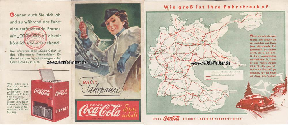 coca cola grossist