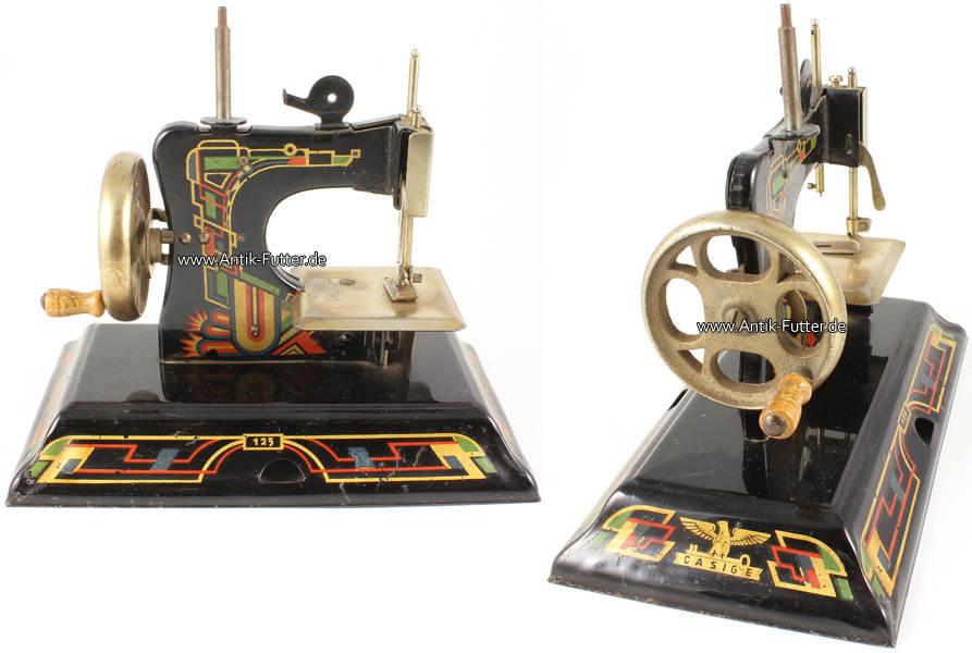 Intorno Toysmacchina cucire da al 1948GermaniaTin da cucirebambinomacchina jLcq5R34AS