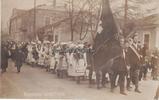 1916 Dortmund Fotokarte / Polenfeier am 1...