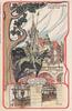 1900 Paris/Berlin Ansichtskarte / Postkar...
