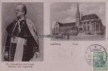 1909 Augsburg Ansichtskarte / Postkarte /...