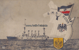1909 Deutsches Reich Ansichtskarte / Post...