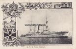 1917 Deutsches Reich Ansichtskarte / Post...