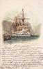 1898 Deutsches Reich Ansichtskarte / Post...