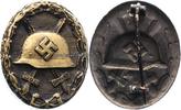 1941-1945 Drittes Reich Verwundetenabzeic...