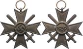 O.J. Drittes Reich Kriegsverdienstkreuz 2...