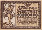 10 Million um 1923 Deutsches Reich Propaga...