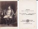 um 1865 Frankreich Carte de visite / CdV ...