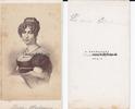 um 1865 Niederlande Carte de visite / CdV...