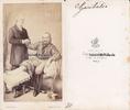 um 1865 Italien/Brasilien/Uruguay Carte d...