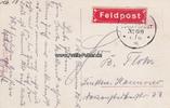 1915 Deutsches Reich Ansichtskarte / Feld...