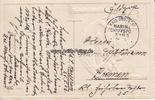 1916 Deutsches Reich Ansichtskarte / Feld...