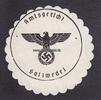 O.J. Salzwedel Siegelmarke / Verschlussma...