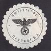 O.J. Neustadt/Oberschlesien Siegelmarke /...
