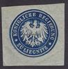 O.J. Liegnitz/Legnica/Polen Siegelmarke /...