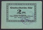 2 Pfg o.D. Liegnitz / Schlesien Allgeneine...