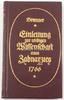 O.J. Bundesrepublik Deutschland Brunner /...