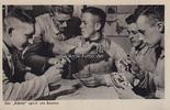 1944 Drittes Reich Ansichtskarte / Postka...